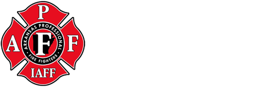 Arkansas Professional Fire Fighters Association logo